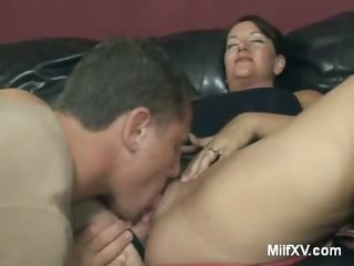 Sex Movie of Milf Sandy Beach Has A Hairy Cunt