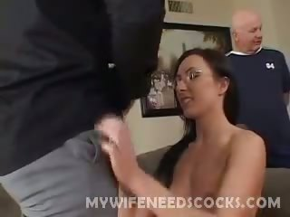 Porno Video of Sexy Wife Katrina Hot Striptease