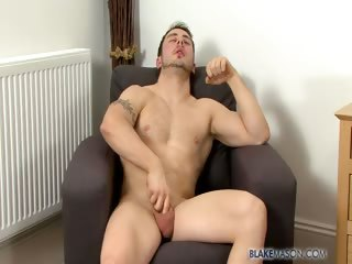 Porn Tube of Sexy Straight Guy Nick Solo - Nick Cheney