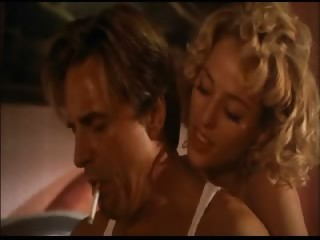 Porn Tube of Virginia Madsen - The Hot Spot