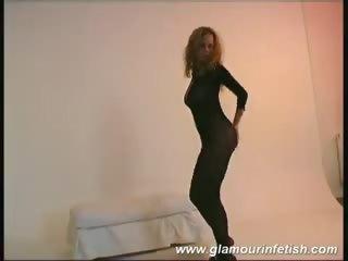 Porno Video of Busty  Zuzanna  S Strip Tease