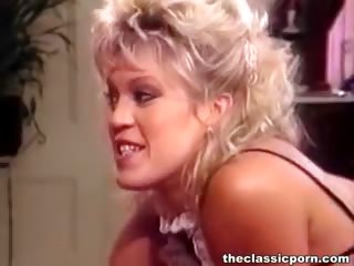 Porno Video of Cock Worshipped By Retro Busty Girl