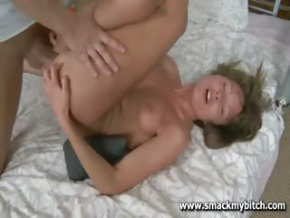Porno Video of Anal Creampie With Cute Chick