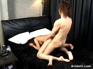 Porno Video of Extreme Doggie Action With Akira Ichinose