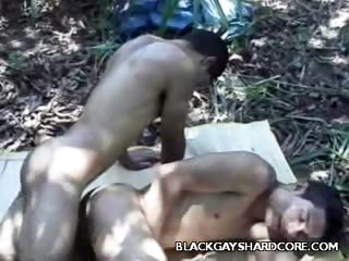 Porno Video of Latinos Having Sex Outdoors