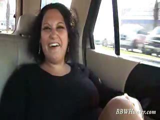 Porno Video of Bbw Chloe Slurps Big Cock