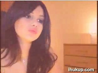 Porn Tube of Pretty Sexy Webcam Babe - Ihukup-co