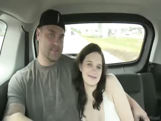 Porn Tube of Sara's Boyfriend Never Came By To Pick Her Up. So We Gave Her A Joyride In Our Backseat Instead! We Fondled Her Spout Until She Was Dripping Wet And Begging For A Good Fuck. And What Sara Wants, She Gets! Cum See All The Saucy Jizz Action In This Weeks Ep