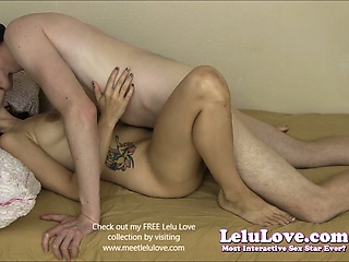 Porno Video of Young Lovers Passionate Lovemaking With Creampie
