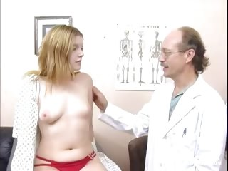 Porno Video of Rhonda Got More Than A Breast Consultation! Dr. Slute Used Every Instrument He Had Available To Ensure He Conducted A Complete Examination. Thigh Pounding Action Mixed With Creamy Facials Was Exactly What The Doctor Ordered.