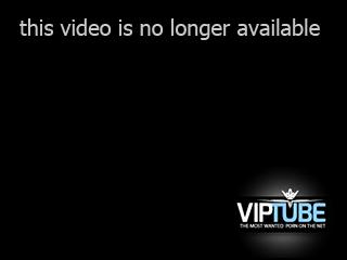 Porno Video of Blonde Coed In White Masturbation