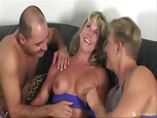 Porno Video of Milf Alert! Wounded Milf Sitting By The Road...why Look, It Is Two Fine Strong Cute Men To Help A Wounded Mom. Poor Donna Fell Down While Jogging And Couldn't Get Up. Man She Is In Damn Good Shape From All That Jogging, We Gave Her A Much Better Workout,