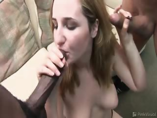 Porno Video of We're About To Take Our Sweet Daddy Long's Where No Man Has Gone.... Deep Inside Anna. She Insists That We're Not Gonna Fit, But We Don't Mind A Tight Squeeze! Deep And Wide We Stretch Her Little 19 Year Old Pussy Until She's Transformed Into One Fast And