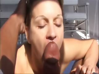 Porno Video of This Little Slut Didn't Speak Much English, So She Had No Idea What She Was In For. We Took Maren Back To The Boat And Gave Her Two Big Black Cocks On The High Seas. This Slut May Not Understand English But She Sure Understood A Hot Load Of Cum Across Her