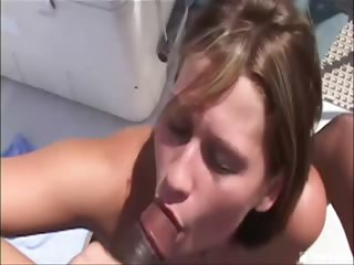 Porno Video of We Were Out Looking For Some Hot Booty When We Ran Across This Sexy Slut. I Offered Her Some Flowers Hoping She Would Give Us Hers In Trade. It Didn't Take Long To Get Astrid On Board The Bang Boat, Naked And Plundered! Two Cocks One Slut And A Whole Lot