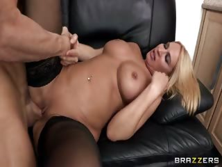 Porn Tube of Office Snatch