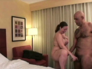 Doggy Style Pounding For Pregnant Brunette Babe