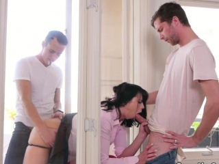 Pinoy fraternity sex xxx Forgetful Stepsis Lands In